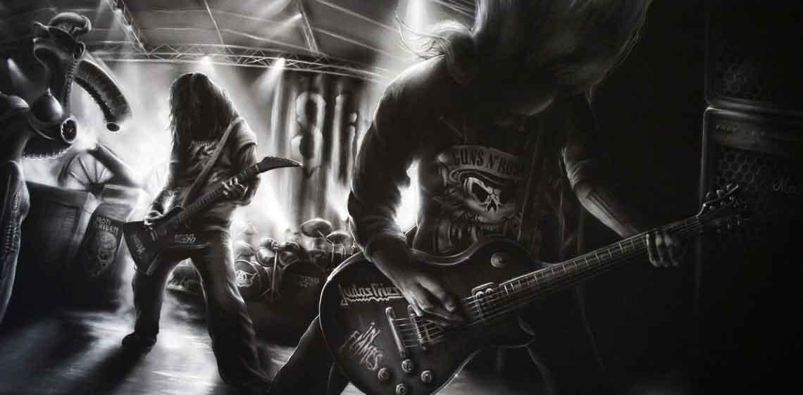 Metal-show